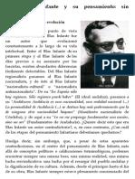 Honrubia Pedro Blas Infante Pensamiento Sin Dogmatismos