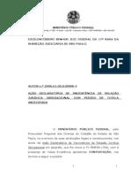 Contestacao - Rede TV - Acao Declaratoria Para Nao Cumprir c