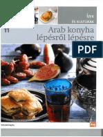 Ízek és kultúrák 11 - Arab konyha