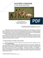 Evolucion y Fraude(Dr Enrique Diaz Araujo)