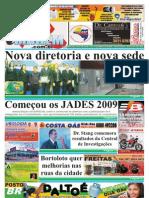 Jornal Imagem, 19 de Agosto de 2009, Ed 467