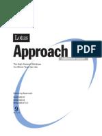 Approach Manual
