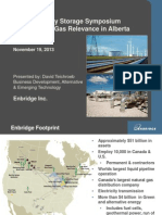 Enbridge - Power-to-gas relevance in Alberta