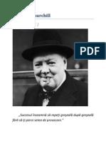 Winston Churchill - Referat