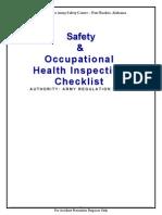 Sasohi Checklist