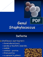 CURS 1 Genul Staphylococcus