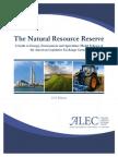 Natural Resource Reserve