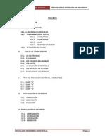 INFORME 4 - PREVENCIÓN Y EXTINCIÓN DE INCENDIOS.