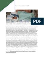 10/12/13 Quadratin Fundamentales Los Cuidados Para Una Buena Salud Materna