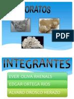 BORATOS GEOLOGIA