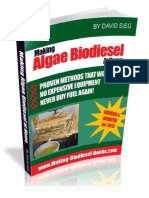 Algae Biodiesel Sneak Preview eBook-1