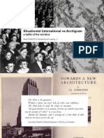 Situationist and Archigram