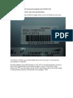 Samsung_Avería Clásica en Paneles LCD de 32 pulgadas LTA320WT-L06