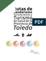 Rutas Senderismo Toledo