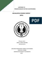 10_Regulator Power Supply