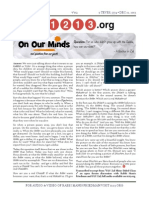 11213.org Issue 4 - 9 Teves 5774