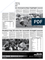 Fall Sports Review 2013