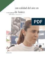 11/12/13 libertadordeoaxaca Monitorean calidad del aire en Oaxaca de Juárez