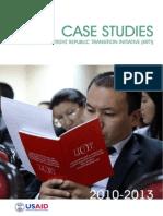 KRTI Case Studies