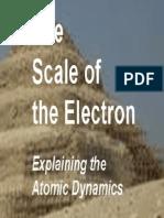 Johan Oldenkamp - Scaled Electrons Theory