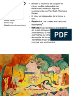 FAUVISMO y Expresionismo