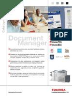 Catalogo e-STUDIO555-655-755-855