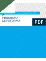 Programa de Reforma da Faculdade de Direito da Universidade de Lisboa