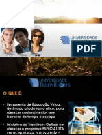 Universidade Transitions 2012