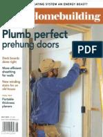 Fine Homebuilding - May 2009 (Malestrom)