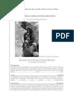 Biografías y temas resumidos para niños y grandes