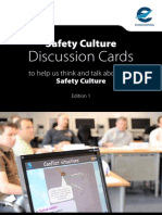 Safety Culture Cards