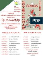 Concierto de Navidad 2013