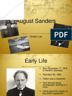 August Sanders