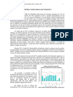 Vzla Cepal Balance Preliminar Economico 2013