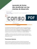 Depurando Javascript