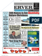 Liberian Daily Observer 12/12/2013