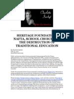Iserbyt Heritage Foundation NWV 7.31.12