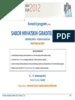 SABOR-2012 Konacni Program