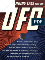 The Expanding Case for the UFO - by M K Jessup