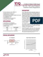 Relgulador 7-5 a LT1083