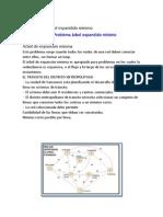 Ejercicio de teoria de redes - Investigación Operativa