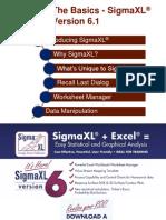 The Basics of xl