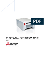 Mitsubishi Photo Suite d70