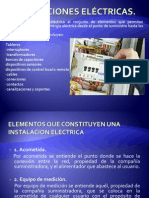 Instalaciones Eléctricas PRESSOR