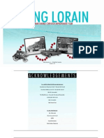 Living Lorain Avenue - Final Streetscape Plan