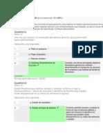 Cuestionario ICO ESAD