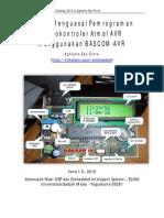 Mudah Pemrograman Mikrokontroller ATMEL AVR Dengan BASCOM AVR
