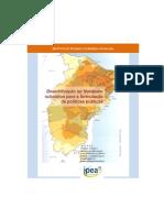 politica desertificação Nordeste IPEA