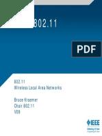 Ieee 802.11 Wlan Kraemer