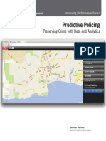 Predictive Policing 3
